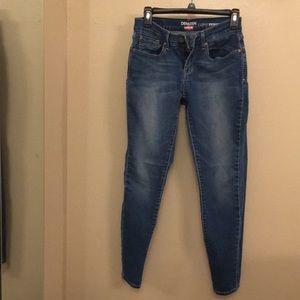 denizen Levi's skinny curvy jeans size 4